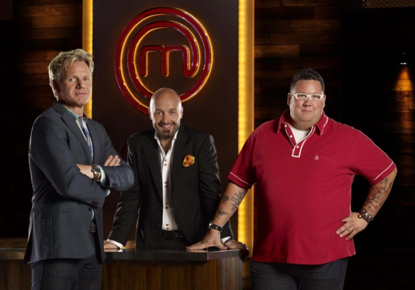 Gordon Ramsey, Joe Bastianich, Graham Elliot