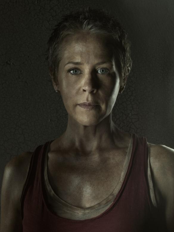 Carol (Melissa McBride)