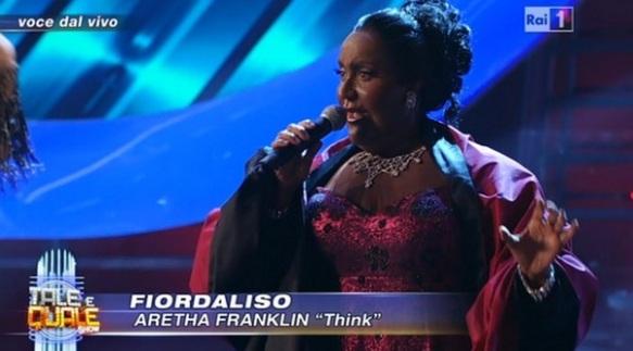 Fiordaliso/Aretha Franklin
