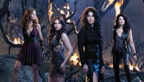 Da sinistra Ingrid, Freya, Joanna e Wendy
