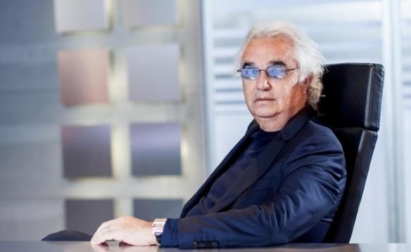 Il Boss Flavio Briatore