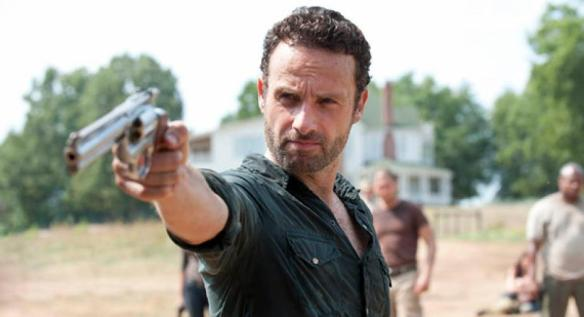 Rick Grames  (Andrew Lincoln)