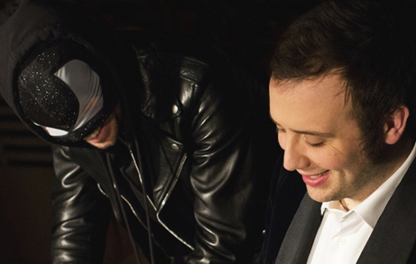 Raphael Gualazzi e The Bloody Beetroots