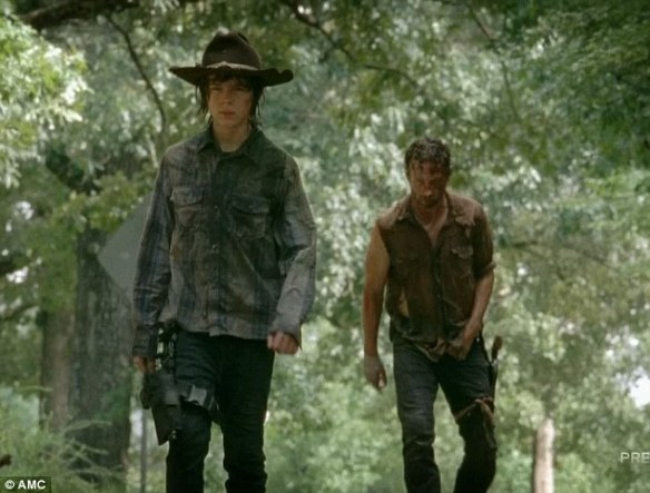 Rick e Carl