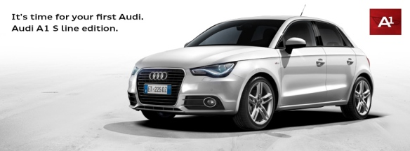 Audi A1 S edition limited