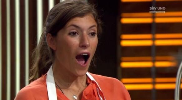 Enrica reagisce all'arrivo di Cristina Bowerman