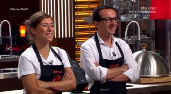 Enrica e Federico