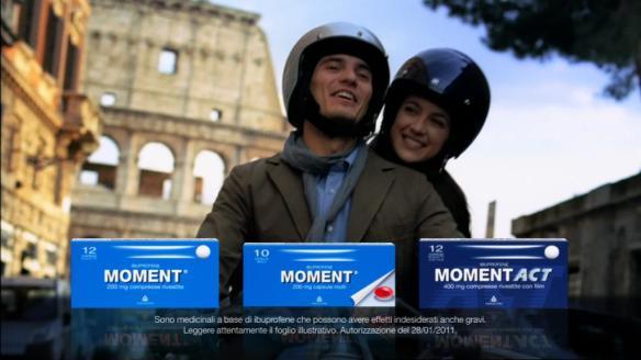 I due premi Nobel della pubblicità Moment