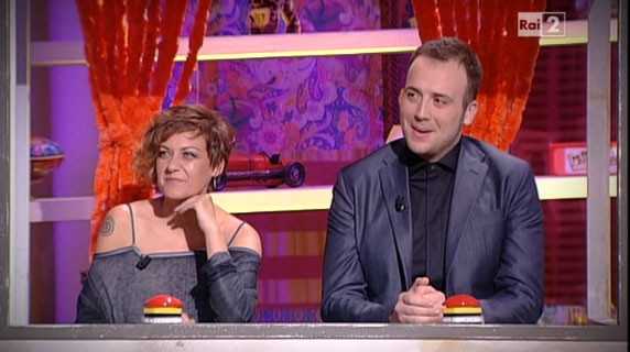 Irene Grandi e Raphael Gualazzi