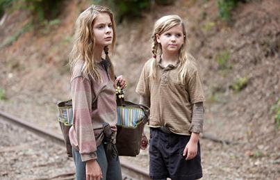 Mica e Lizzie