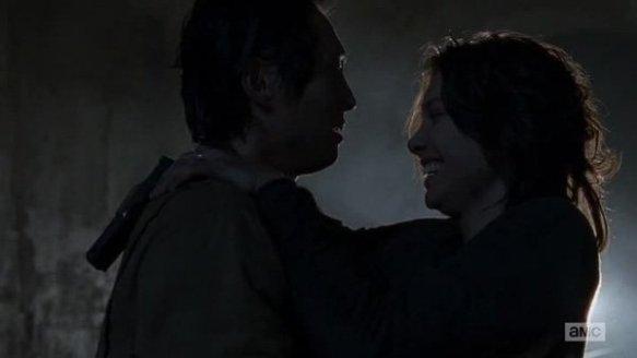 Glenn e Maggie