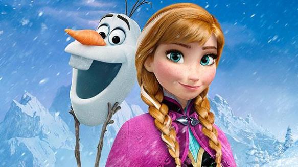 Frozen vince l'Oscar come miglior film d'animazione e come miglior canzone originale