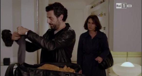 Andrea (Enrico Ianniello) se ne va