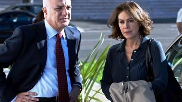 Elena Sofia Ricci e Luigi Petrucci