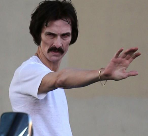 Matthew McConaughey, Oscar al migliore attore protagonista