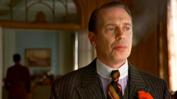 Nucky Thompson (Steve Buscemi)