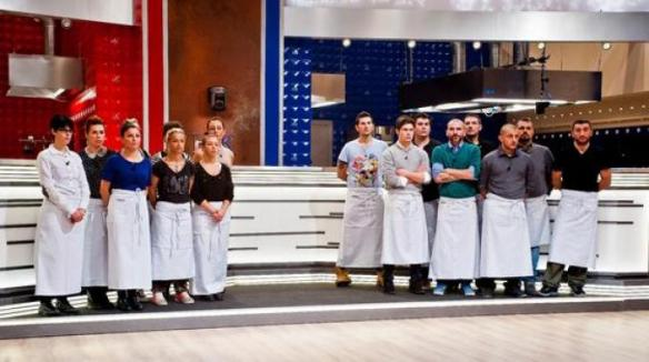 I concorrenti di Hell's Kitchen