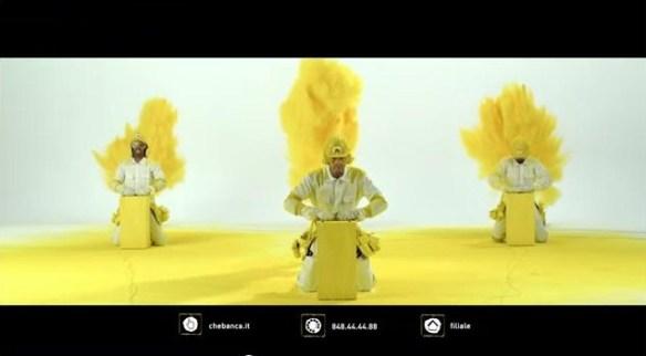 I fumogeni gialli