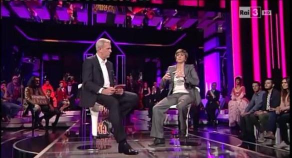 Enrico Bertolino e Giulia Buongiorno