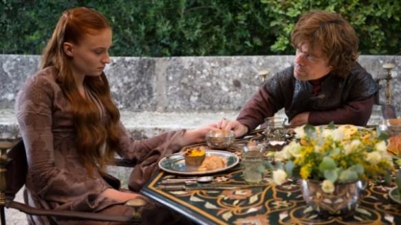 Tyrion e Sansa