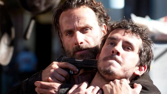 Rick e l'ostaggio