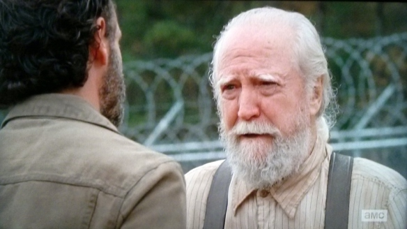 Rick ed Hershel