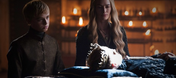 Cersei e Tommen