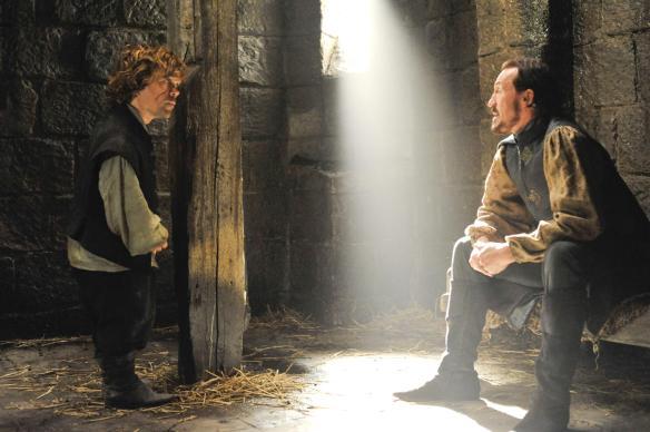Tyrion e Bronn