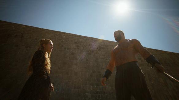 Cersei e La Montagna
