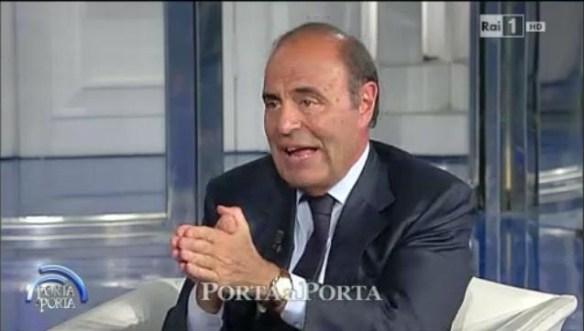 Bruno Vespa reagisce a Grillo