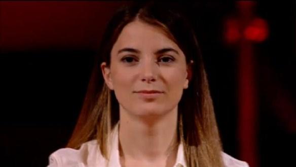 Giulia Innocenzi conduce AnnoUno