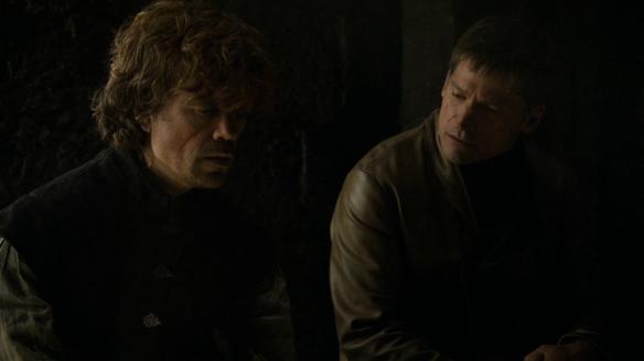 Tyrion e Jaime Lannister