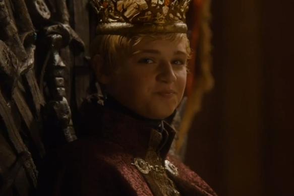 Re Tommen pensa già alle notti con Margaery