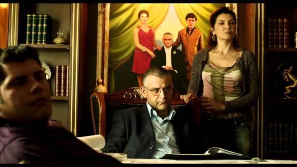 La famiglia Savastano