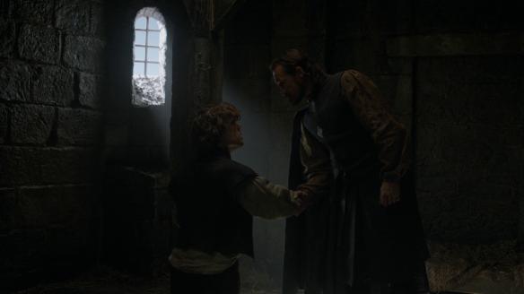 L'addio di Tyrion a Bronn