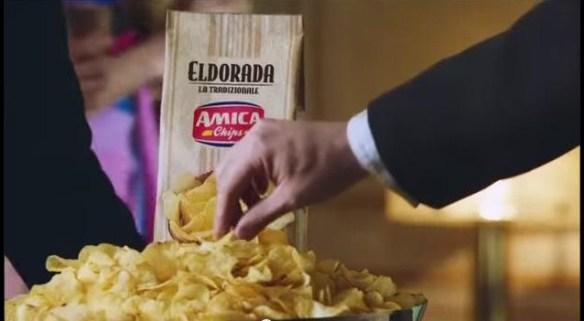 Rocco si accontenta delle patatine fritte