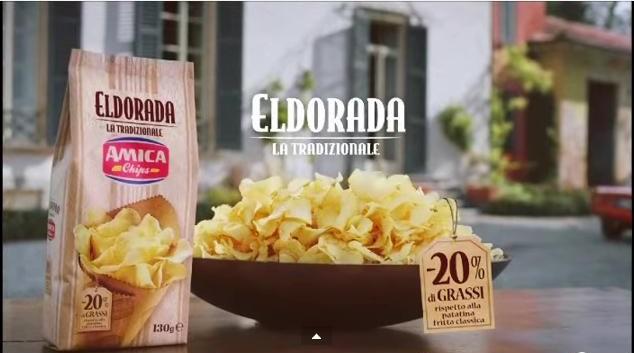 Amica Chips: Rocco Siffredi, Ornella Muti e l'elogio della patata (5/5)