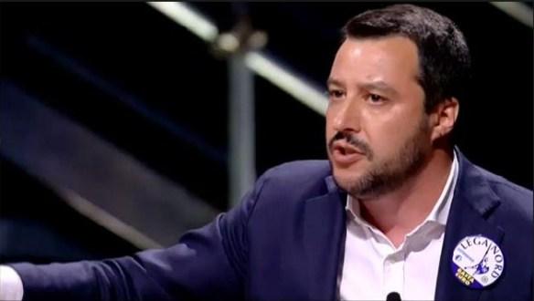 Matteo Salvini ad AnnoUno