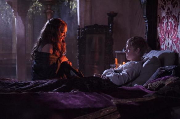 Margaery seduce Tommen