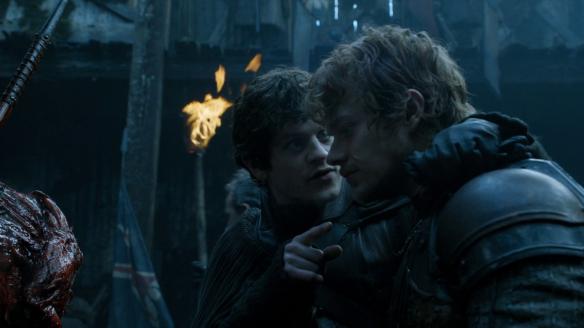 Reek aka Theon con Ramsay