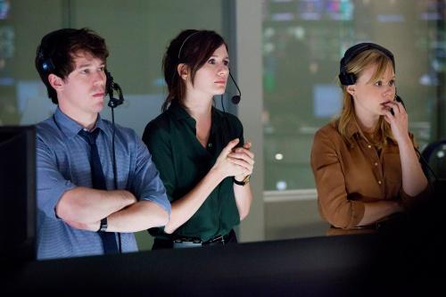 Jim, Mackenzie e Maggie