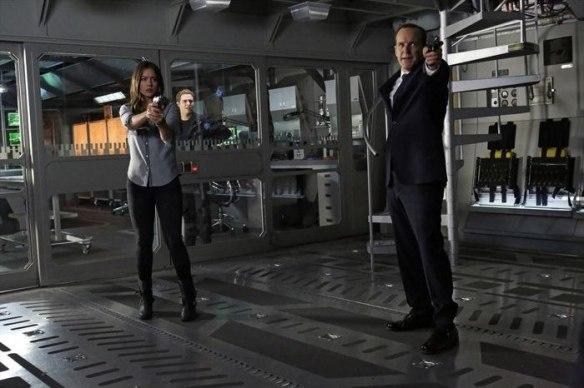 Skye Coulson e Fitz