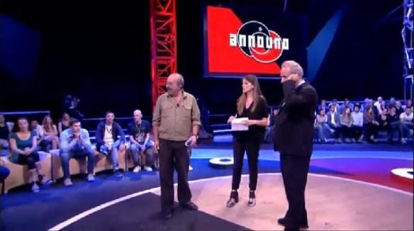 Innocenzi, Vauro e Santoro consegnano il premio Generazione Reporter