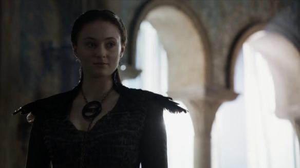 Sansa diventa donna