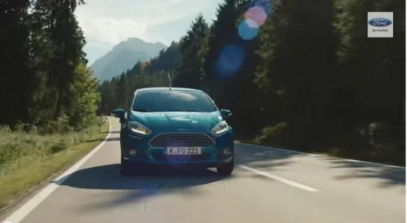 La Ford Fiesta