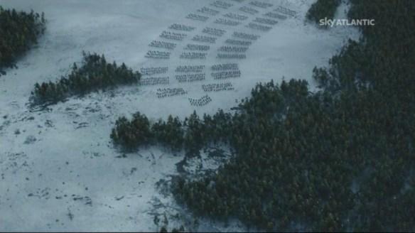 L'esercito di Stannis