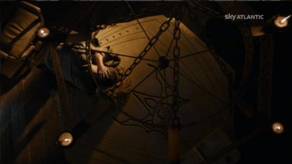 """Cersei e Jaime in """"Viaggi di Nozze"""""""