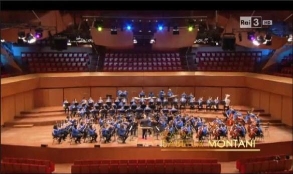 La Juniorchestra dell'Accademia Santa Cecilia