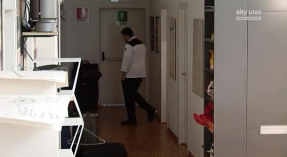 Gene abbandona la cucina