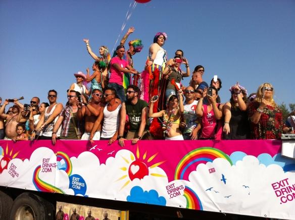 Palermo Pride 2013 (una mia foto)